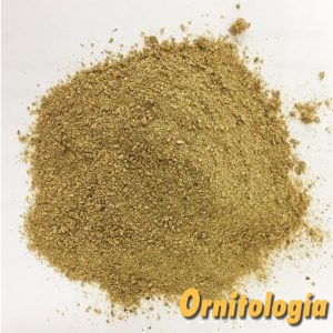 Insect mix, harina de insecto deshidratado - www.ornitologiapractica.com